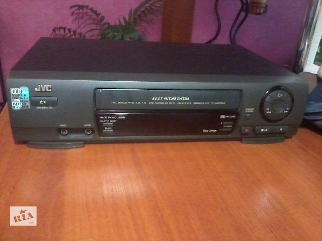 бу Продам видеомагнитофон JVC HR-J255EE в Киеве