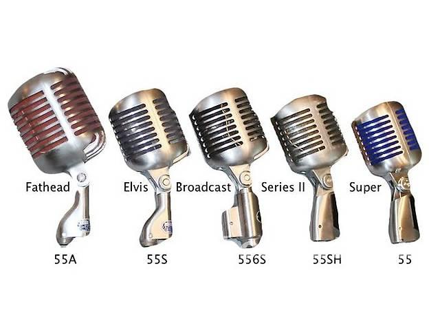 бу Продам винтажный ретро микрофон Shure Model 55 в Киеве