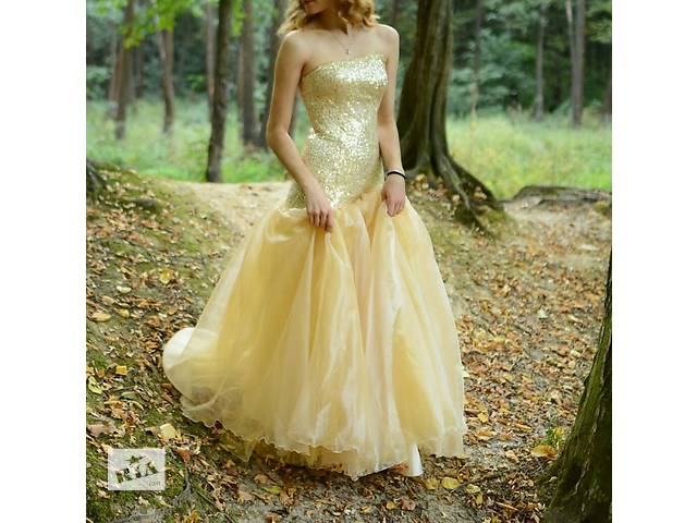 продам продам выпускное /вечернее платье бу в Виннице