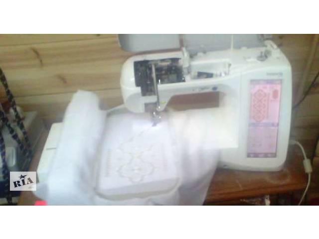 продам Продам вишивальну машину Brother Innov-is 4000 бу в Ровно