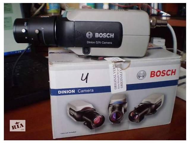 продам Продам Высококачественная камера видионаблюдения DINIONXF LTC0485/51 (BOSCH) бу в Херсоне