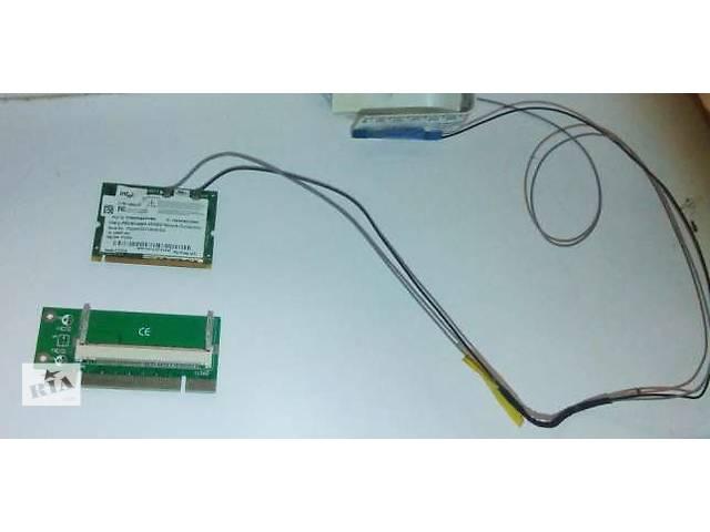 продам Продам WI-FI модуль Intel® PRO/Wireless 2200BG Network Connection бу в Липовце