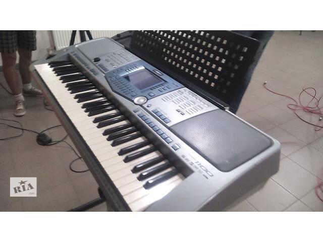 купить бу Продам Yamaha psr 1100. Состояние хорошее. Клавиша одного хозяина.  в Южноукраинске