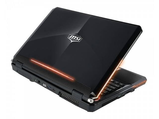 продам Продам игровой ноутбук MSI GT683 бу в Донецке
