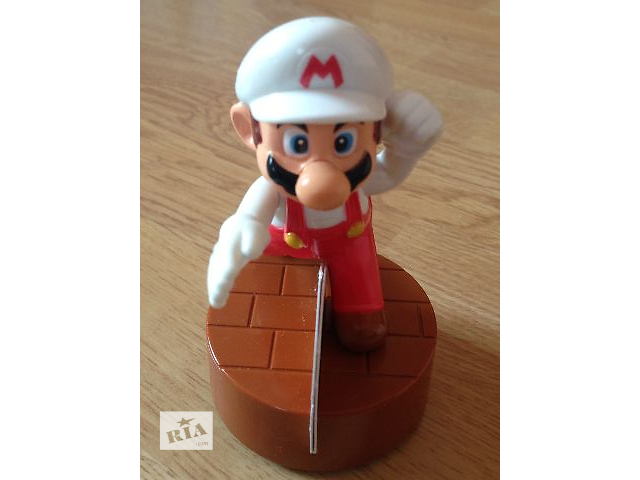 бу Продам игрушку Супер Марио из Хеппи Мил в Днепре (Днепропетровске)