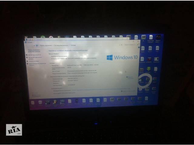 продам Продам или обменяю на ваши предложения ноутбук Acer 4732z бу в Киеве