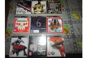 б/у Игры, игровые приставки