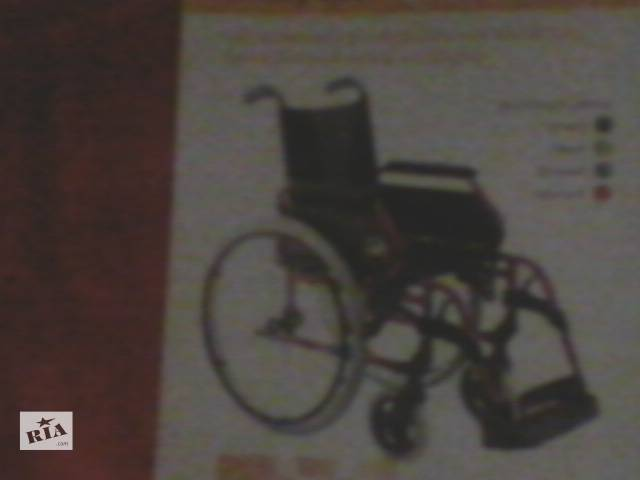 продам продам инвалидную коляску бу в Киеве