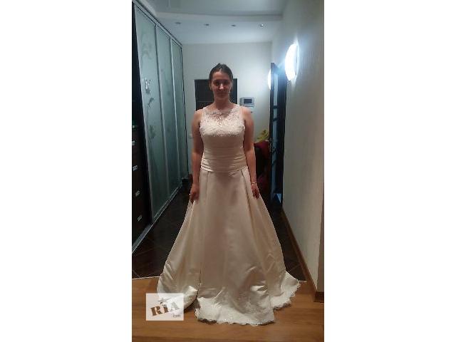 Продам испанское свадебное платье- объявление о продаже  в Черкассах