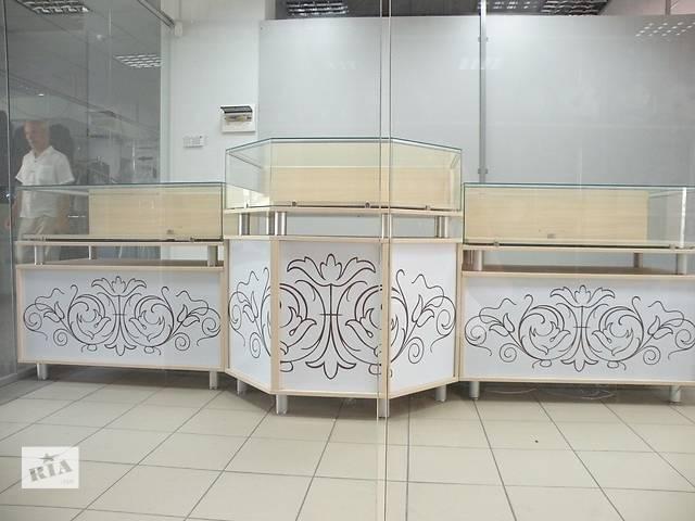 купить бу продам ювелирные витрины в Киеве