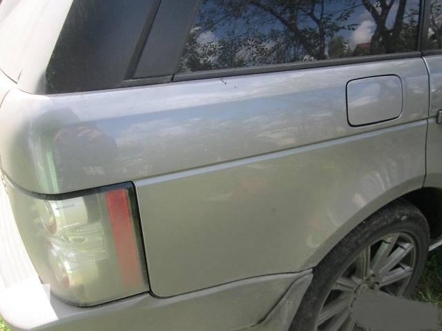 бу Продам заднее крыло на Range Rover 2004-2012гг (4.2, 4.4, 3.6, 5.0л) цвет черный в Киеве