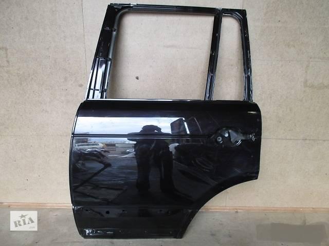 бу Продам задние двери на Range Rover 2004-2012гг (4.2, 4.4, 3.6, 5.0л) цвет черный в Киеве