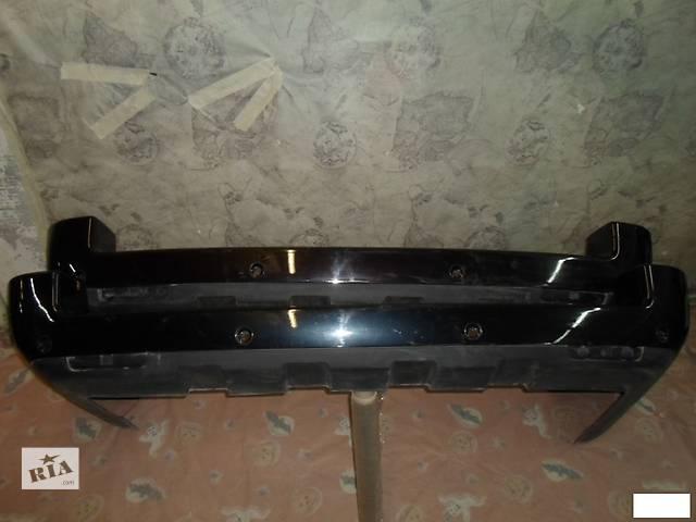 продам Продам задний бампер на Range Rover 2004-2012гг (4.2, 4.4, 3.6, 5.0л) цвет черный бу в Киеве