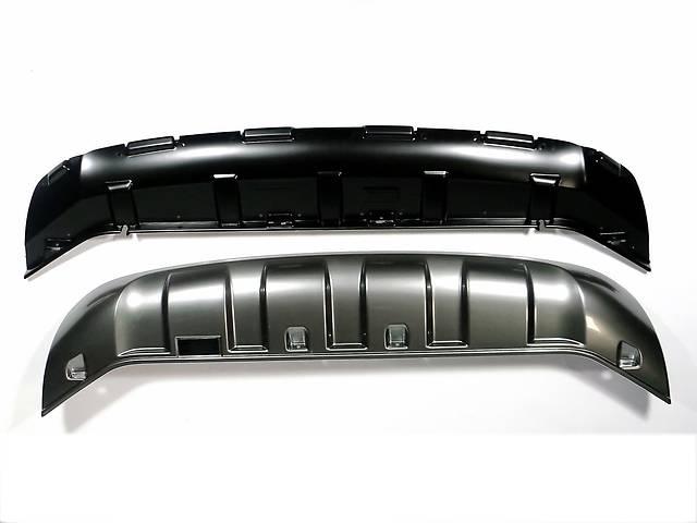 Продам защиту переднего бампера VW Tiguan 5N0071608- объявление о продаже  в Харькове