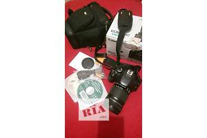 б/у Зеркальные фотоаппараты Canon EOS 600D Kit (18-135 IS)