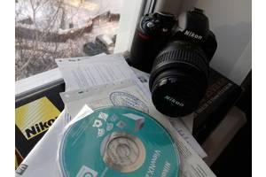 Полупрофессиональные фотоаппараты Nikon D3100 Kit (18-55 VR)