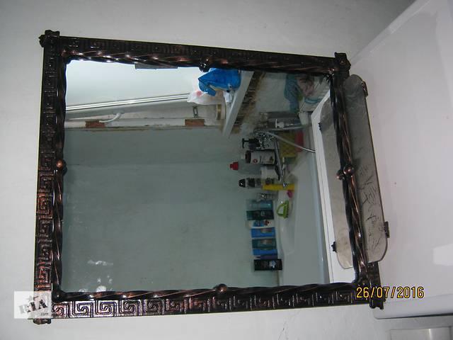 Продам зеркало в кованой рамке- объявление о продаже  в Харькове
