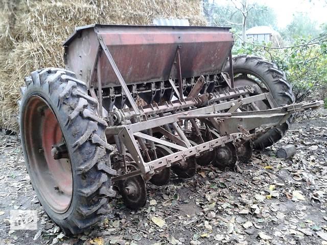 продам Продам зерновую сеялку СЗ-1,8 для трактора, Т-25, Т-40 бу в Литине (Винницкой обл.)