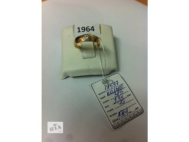 купить бу Продам золотое кольцо в Одессе