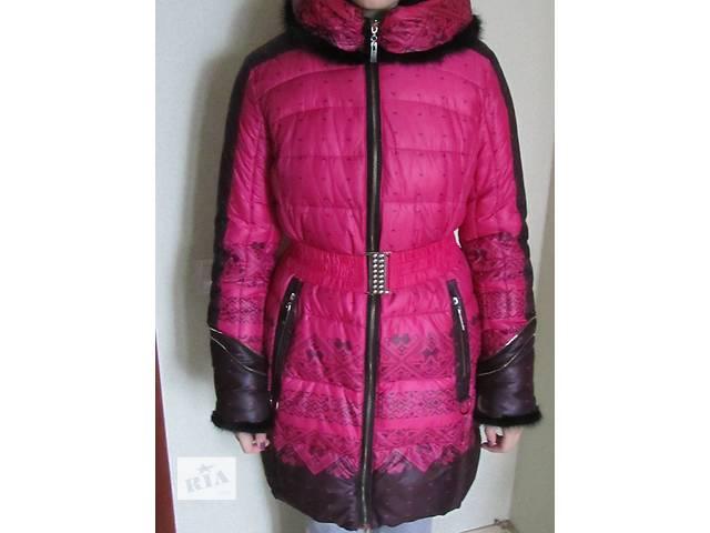 Продам зимнее пальто c поясом и капюшоном Kapre- объявление о продаже  в Харькове