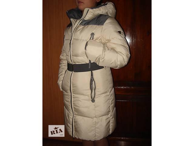 продам Продам зимнее пуховое пальто бу в Одессе