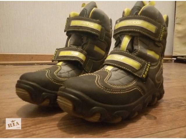 Продам зимние ботинки GEOX- объявление о продаже  в Киеве