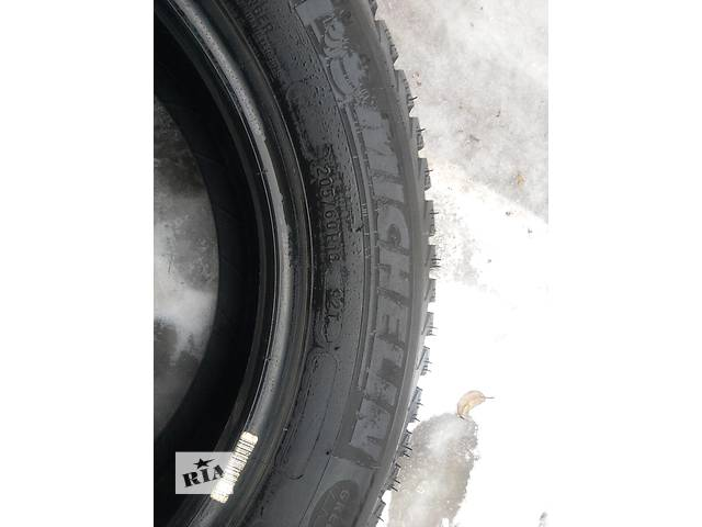 бу Продам зимние скати Michelin 4 штуки в Мироновке