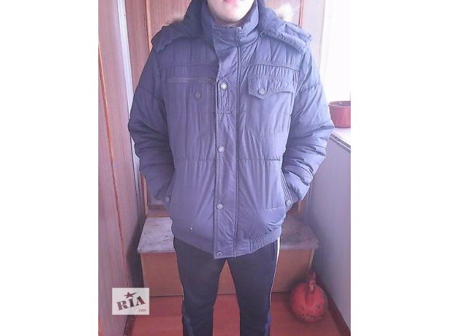 бу Продам зимнюю куртку в Киеве