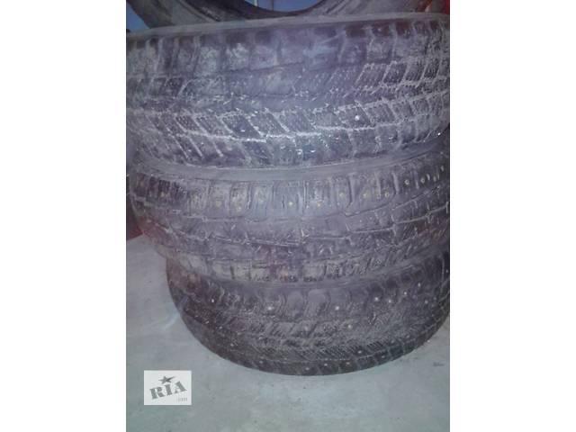 бу Продам зимнюю резину в Днепре (Днепропетровске)
