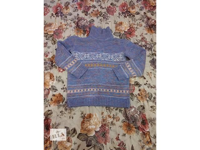 Продам зимний свитерок(б/у)- объявление о продаже  в Виннице