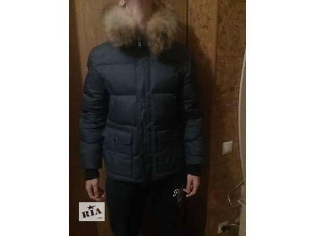 Продам зимнюю куртку SAVAGE 48р.- объявление о продаже  в Киеве