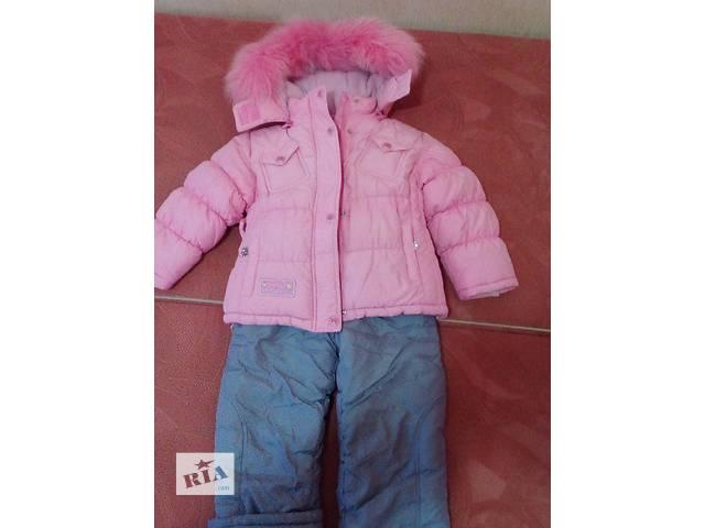 купить бу Продам зимний комбинезон для девочки 2-4 года в Ровно
