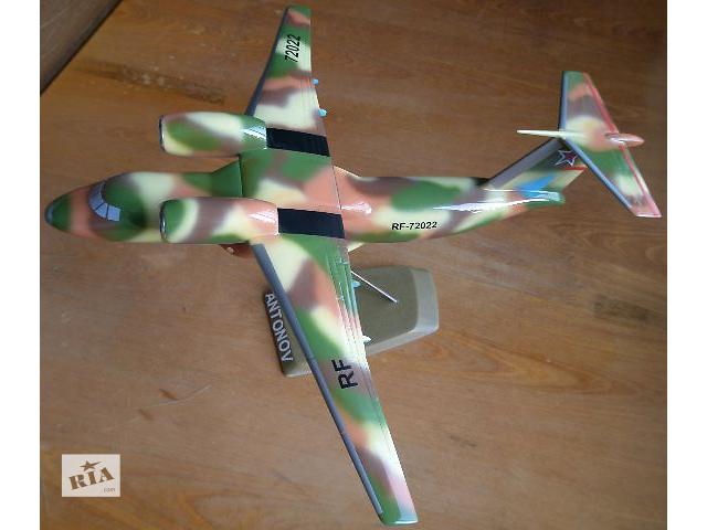 купить бу Коллекционая модель самолета - Ан-72П - патрульный в Харькове