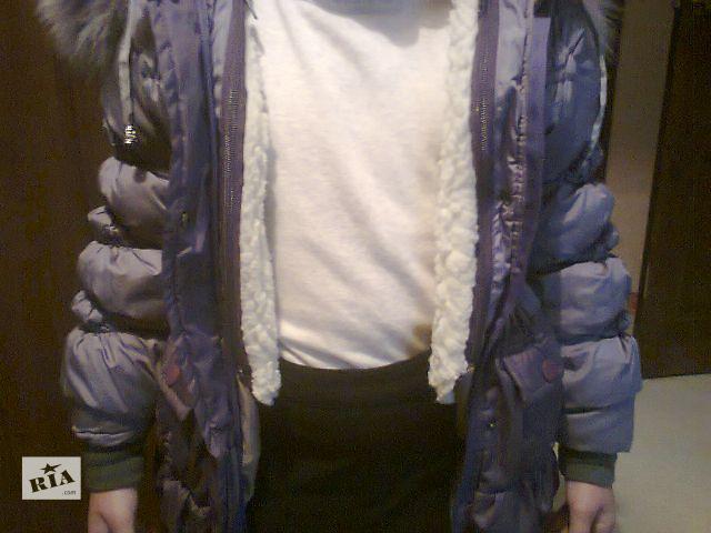Куртка - осене-зимняя с подстежкой Blue door- объявление о продаже  в Харькове