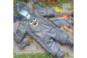 Дитячі зимові куртки