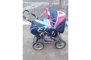 б/у Детские коляски трансформеры BabyBaby