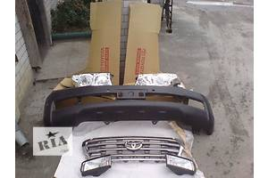 Бамперы передние Toyota Land Cruiser 200