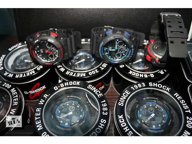 Часы g shock protection описание
