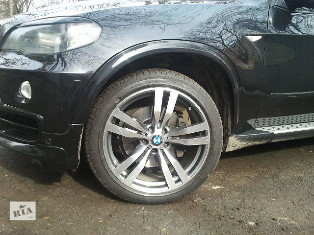 купить бу Б/у диск для легкового авто BMW X5 зима в Киеве