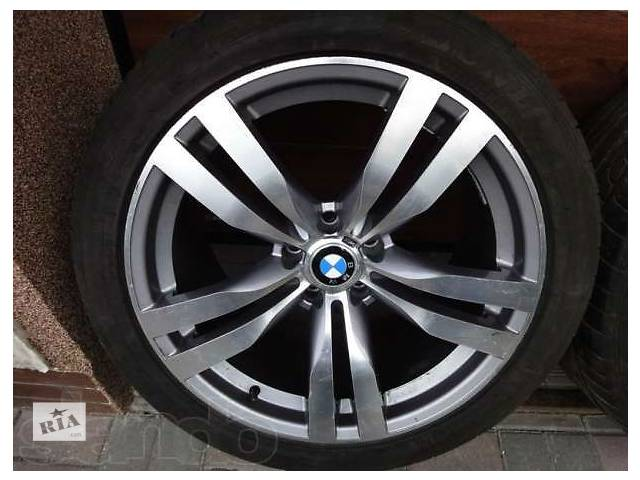 бу Б/у диск с шиной для легкового авто BMW X6 зима в Одессе