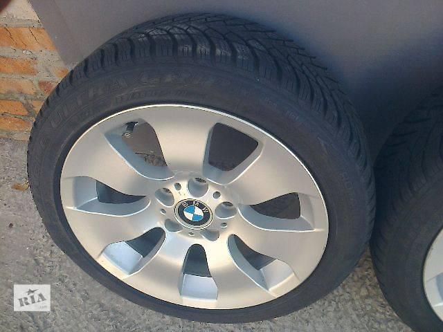 продам Диски  Star Spoke 158 R17 для BMW 3 (E90/E91/E92/E93) 8Jx17 ET34 (4 шт.) бу в Мелитополе