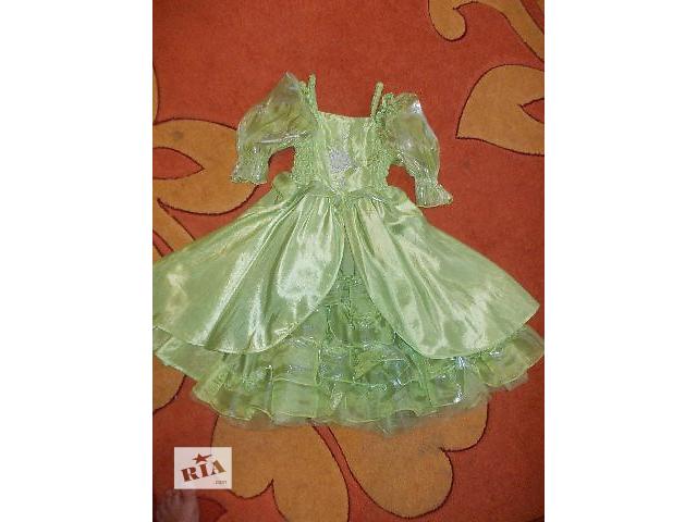 Продам детское современное платье- объявление о продаже  в Владимир-Волынском