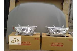 Фара Toyota Highlander