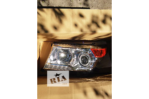 Новые Фары Toyota Land Cruiser 200