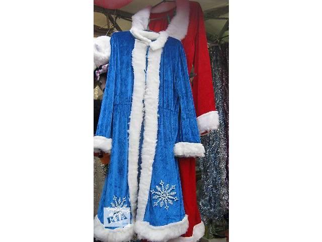 купить бу Продам костюм снегурочки новый. в Запорожье