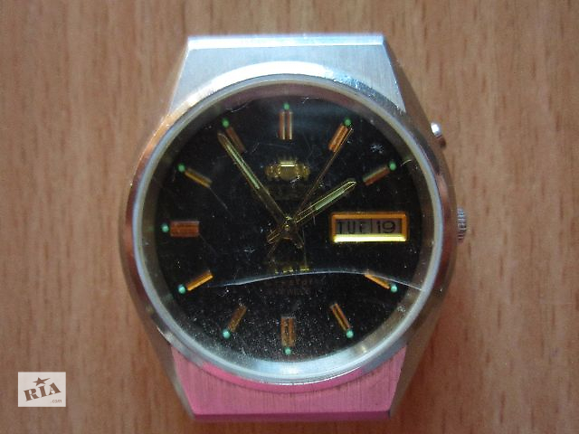"""Продам красивые часы """"Ориент.""""- объявление о продаже  в Запорожье"""