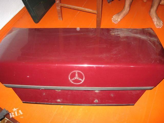 бу Продам крышку багажника на Мерседес 124 в Бердянске