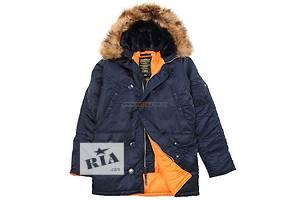 Продам куртку аляску производства Alpha Industries, США