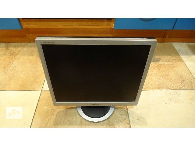 продам Монитор LCD Samsung SyncMaster 710N бу в Киеве