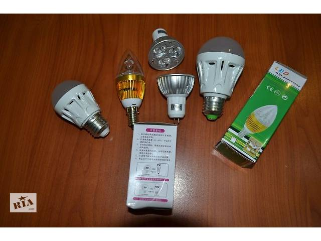 продам Электрика новый LED бу в Киеве